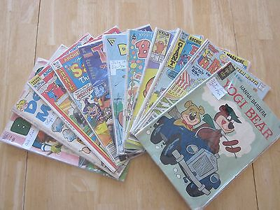 Vintage Comic Books - Collection of 21 (1952 to 1995)