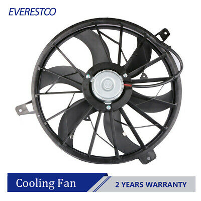 52079528ab Ch3116115 New Cooling Fan Assembly Jeep Grand Cherokee