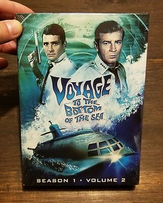 Voyage to the Bottom of the Sea, Season 1 Vol. 2 New DVD!