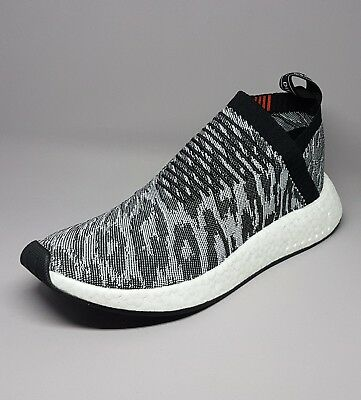 c326cbf02 BZ0515 Adidas NMD CS2 Primeknit Men Sneakers Grey  Black  Red Men Sneakers  Shoes