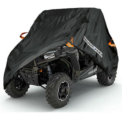 300D 4x4 Utility Vehicle Cover Waterproof For Polaris RZR S 570 800 900 1000 EPS