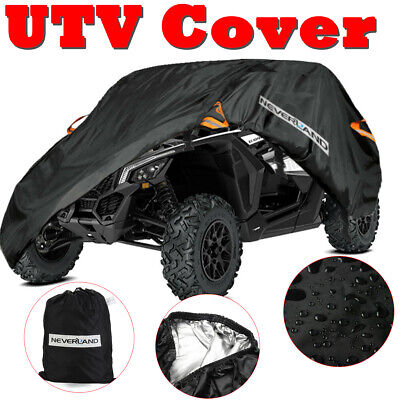 Utility Vehicle Storage Cover Waterproof Fits Can-Am Maverick X3 XDS XMR Turbo