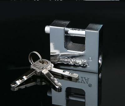 Top Security Shipping Container Garage Trailer Padlock Heavy Duty with 3 Keys FR