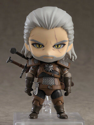Good Smile Company Nendoroid 907 The Witcher 3 Wild Hunt Geralt from JAPAN