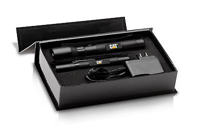 Cat CT12357P Combo Gift Set Includes a 100 Lumen Pocket Flashlight and a 400 ...
