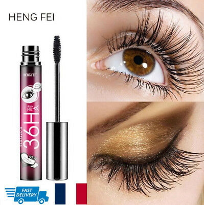 4D Fibre Silk Cils soie imperméable Mascara Maquillage Extension