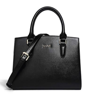 a8653a0a66 Kadell Elegant Women Handbags Leather Vintage Tote Satchel Shoulder  Crossbody
