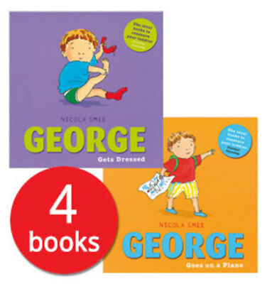 George Collection - 4 Books