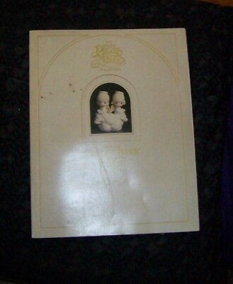 Enesco First Edition Precious Moments Official Collectors Guide Illustrated Book