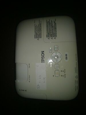 Epson EB-X6 LCD Projector