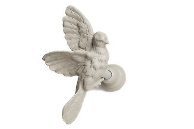 Seconds BIRD French ANTIQUE style shabby chic HOLDBACK EITHER LEFT OR RIGHT