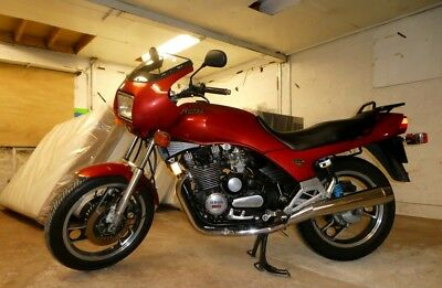 1983 Xj900 Yamaha In First Class Condition