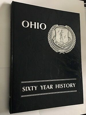 Ohio Air National Guard Sixty Year History Book  1927-1987  Hard Bound 300 Pages