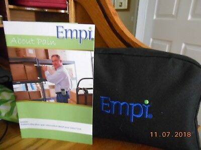 EMPI SELECT Tens Unit 1.5 Pain Management Device Kit and 2 sets of Electrodes
