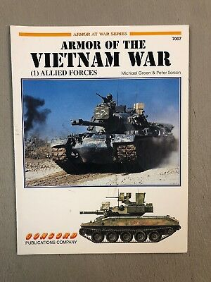ARMOURED FIGHTING VEHICLES OF VIETNAM WAR: V. 1 (ARMOR AT WAR By Michael
