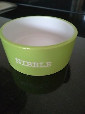 Mason Cash Pet Bowl,animals, Food, Puppies, Dish,ceramic,kittens, Guinea Pigs,