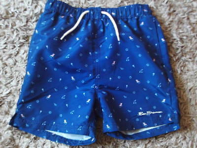 382ab3bf5d91 BEN SHERMAN ~ Swim   Beach Shorts ~ X Small ~ W30