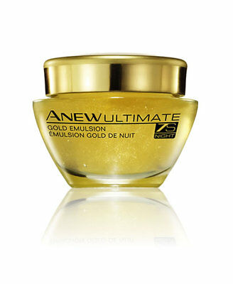 ANEW  ULTIMATE EMULSIÓN ORO 7S NIGHT (45 A 55 AÑOS) 50ml.