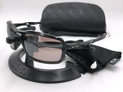 fa963dff40 Oakley OO9266-06 TRIGGERMAN PRIZM DAILY POLARIZED GLOSS Black AUTHENTIC