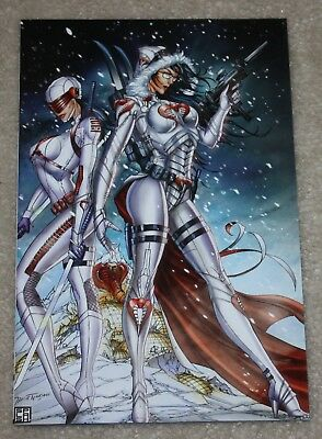 G.i. Joe 250 Tyndall Female Snake-Eyes Baroness Virgin Variant C 300 Run 9.0