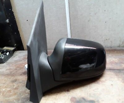 Ford Fiesta Mk6 Facelift Passenger Side Electric Mirror, 06-08.