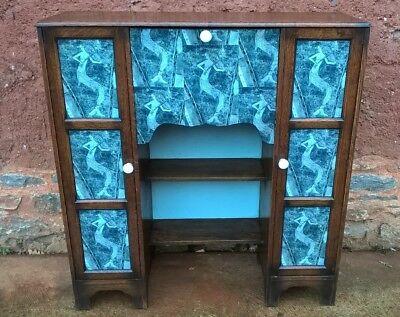 Stunning Bureau Bookcase / Upcycled Desk ***Delivery Possible***