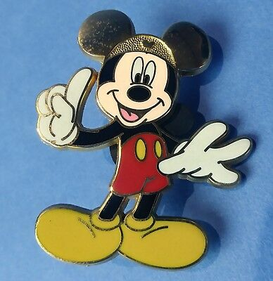 Mickey Mouse with ears Disney Trading Pin 2006