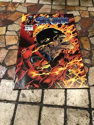 SPAWN #19 Comic Book-Oct. 1994-Image Comics-Todd McFarlane