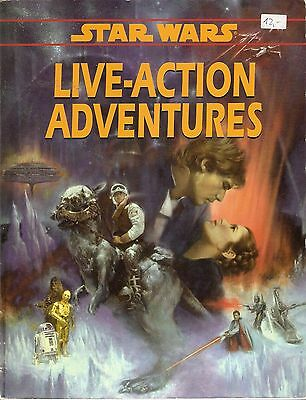 STAR WARS LIVE-ACTION ADVENTURES West End Games (Live-Rollenspiel Abenteuer