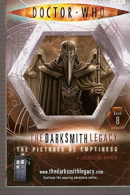 + DOCTOR WHO Paperback DARKSMITH LEGACY 9 The Pictures of Empty (David Tennant)