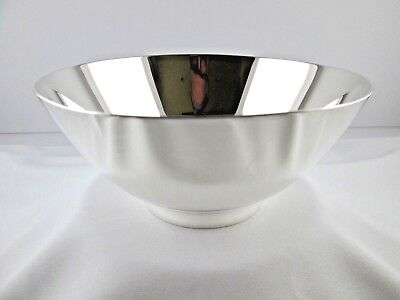 "TIFFANY & CO STERLING SILVER  5 1/4"" Diameter No Mono"