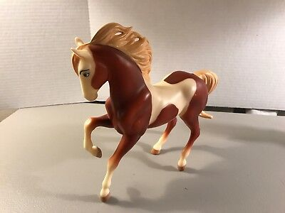 Breyer Spirit of the Cimarron Pinto RAIN No. 578 Original Traditional Horse