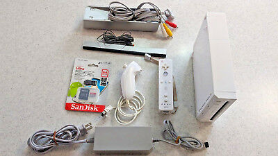 ULTIMATE SOFT MODDED WII COMPLETE SYSTEM Preloaded with Emulators & 4000+ Games