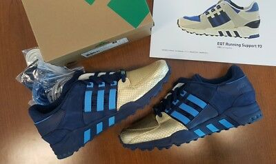 newest 0caaf 10340 NEW Rare Kith x Adidas EQT Support 93 Fieg NYC Never Forget Bravest  Consortium