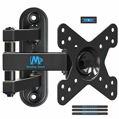 Mounting Dream MD2463 TV Monitor Wall Mount Bracket for Most 10-26 Inch LED, LCD