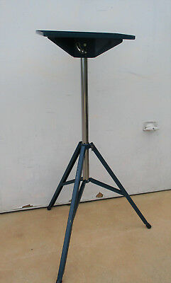 Vintage Projector Stand On An Adjustable Tripod.  Good Condition