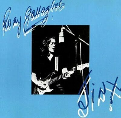 RORY GALLAGHER Jinx JAPAN CD 25DN-132 1989