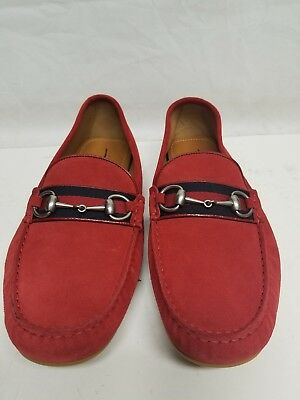 e1b58b5df7a AUTHENTIC GUCCI KANYE Bit Loafer Shoes Size 7.5 G UK - 8.5 US ...