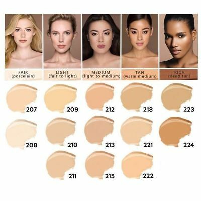 Dermacol High Cover Makeup Foundation Waterproof SPF-30 13 Colors