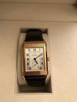 Montre Jeager-Lecoultre Or Rose
