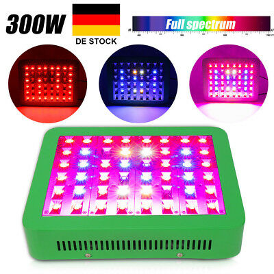Dimmable 300W LED Grow Light Voll spektrum Pflanzen Lamp Indoor Blumen Gemüse