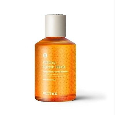 [Blithe] Patting Splash Mask Energy Citrus & Honey 200ml