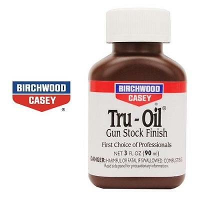 Birchwood Casey Tru Oil Gun Stock Finish 90ml Shotgun Air Rifle 3 fl oz
