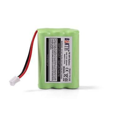 BAKTH 900mAh 3.6V Ni-MH Replacement Battery for Motorola MBP33 MBP36 MBP33S MBP-