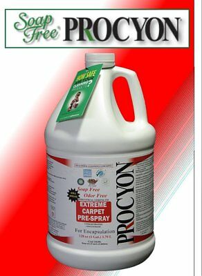 Procyon Extreme Carpet Cleaning - Green Carpet Cleaner - 1 Gallon