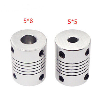 3D Printer Jaw CNC Motor Shaft Couplings Coupler Flexible Shaft Connector Parts