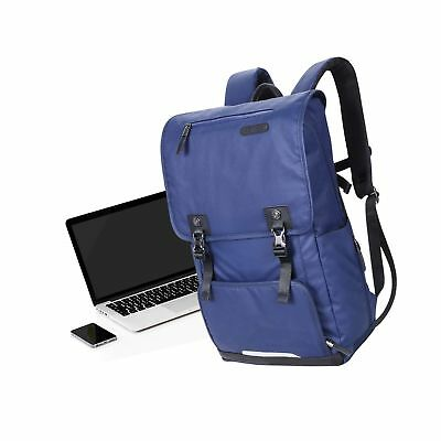 ANCHEER Slim Vintage Laptop Backpack w/Protective Compartment Fits 17'' Noteb...