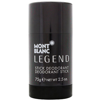 Montblanc  Legend deodorant stick  75 g NEW and Sealed