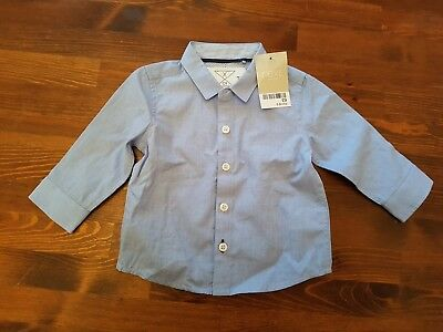 Next Baby Boy Shirt 3-6 Months BNWT