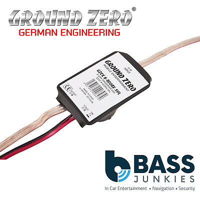 Ground Zero GZCX 8-4 Coax-SPL - 2- Way Crossover